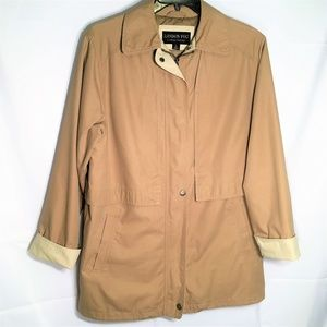 London Fog Limited Edition Lined Jacket/overcoat